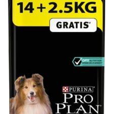 PRO PLAN Dog Adult Medium Sens.Dig.Lamb 14+2,5 kg zdarma