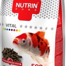 Nutrin Pond Vital - plovoucí extrudy 2l / 500 g