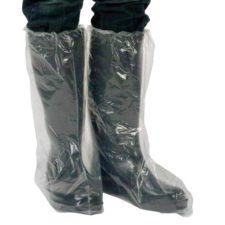 Ochr. návleky na obuv Krutex-PE, vysoké, velké 50ks 260637