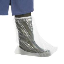 Ochr. návleky na obuv Krutex-PE,protiskluzové 40ks 260656 vel. XXL