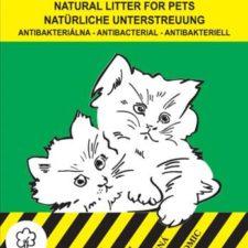 Podestýlka Cat Zverlit - zelená 6 kg