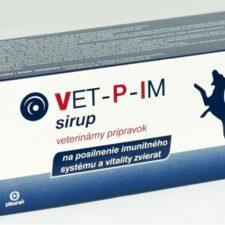 VET-P-IM sirup 120ml