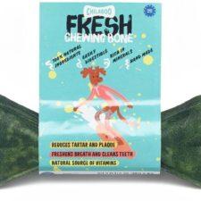 Chilaboo žvýkací kost plněná FRESH 10cm