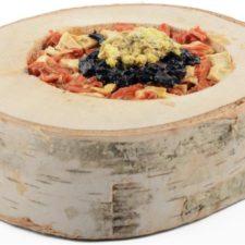HamStake Březová pizza se zeleninou - malá