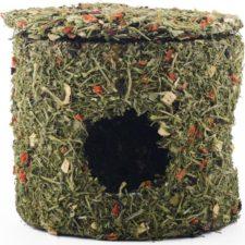 HamStake Domek bylinkový se zeleninou-malý 14x13cm,díra 5cm