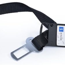 Bezpečnostní autopás DUVO+ 2 x 40 - 70 cm