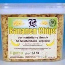 EPONA Bananen Chips - Sušené banány 1 kg