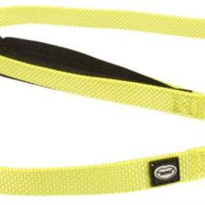 Vodítko nylon North žlutá 1,5x120cm Duvo+
