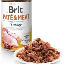 Brit Paté & Meat konz. Turkey 400 g