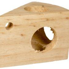 Hračka hlod. dřevo hlodací sýr Duvo+