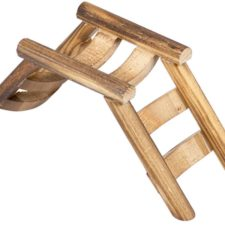 Hračka hlod. dřevo most Duvo+18x7x7,5cm