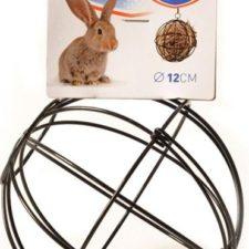 Držák kov závěsná koule velká Duvo+12cm