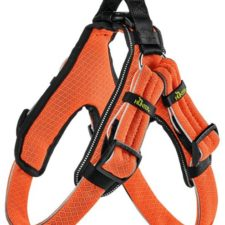 Postroj Manoa Vario Quick Light oranžová L 3,3x65-75cm Hunter
