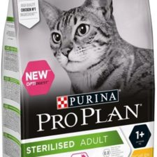 PRO PLAN Cat Sterilised Chicken 3 kg