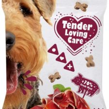 Tender Loving Care pamlsek - šunka 100g