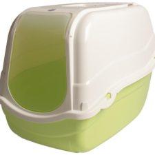 WC kryté - Basil Duvo+ zelené 57 x 39 x 41 cm