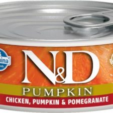 N&D PUMPKIN Cat konz. Adult Chicken & Pomegranate 80 g
