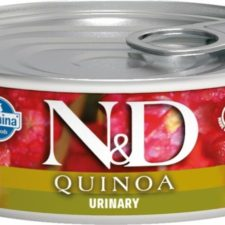 N&D QUINOA Cat konz. Urinary Duck & Cranberry 80 g