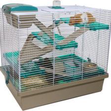 Křeček a myš