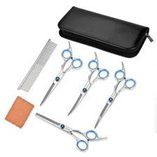 Nůžky a hřebeny