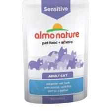 Almo Nature Functional WET - Sensitive Ryba 70g výhodné balení 30ks