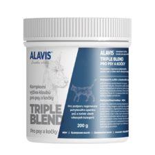 ALAVIS Triple Blend pro psy a kočky 200g