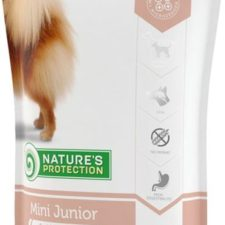 Nature's Protection Dog Dry Junior Mini 500 g