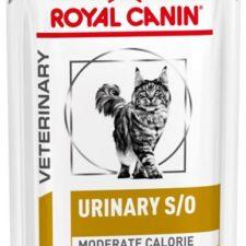 Royal Canin VD Cat kaps. Urinary S/O Moderate Calorie 12 x 85 g