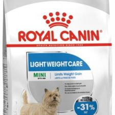 Royal Canin - Canine Mini Light Weight Care 8 kg