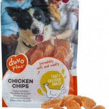 Duvo+ dog Meat! Chicken chips 80 g