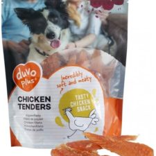 Duvo+ dog Meat! Chicken tenders 400 g