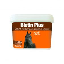 Biotin plus pro zdravá kopyta