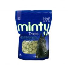 NAF Minty treats mátové pamlsky