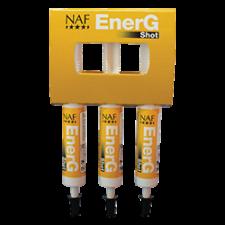 NAF EnerG Shot pro podporu tvorby krve a energetického metabolismu
