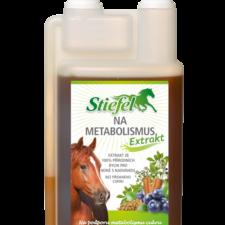 Stiefel  Tekutý bylinný extrakt Na metabolismus (Na hubnutí)