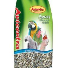 Avicentra nakličovací směs pro velké papoušky 15kg