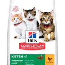 Hill's Fel. Dry SP Kitten Chicken 1