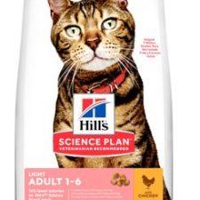 Hill's Fel. Dry SP Adult Light Chicken 1