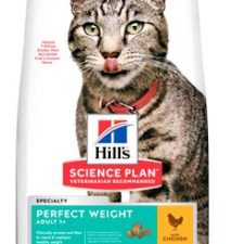 Hill's Fel. Dry SP Adult Perfect Weight Chicken 1