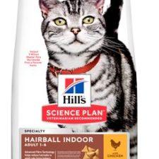 "Hill's Fel. Dry SP Adult""HBC indoor cats""Chicken 3kg"