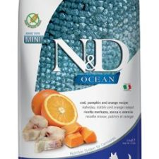 N&D OCEAN DOG Adult Mini Codfish&Pumpkin&Orange 2