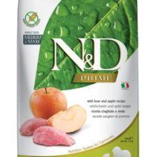 N&D PRIME DOG Adult M/L Boar & Apple 2