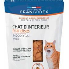 Francodex Pochoutka Indoor kočka 65g