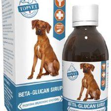 Beta-glucan sirup pro psy TOPVET 200ml