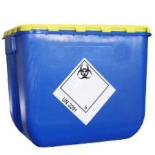 Kontejner  Klinik pro medicínský odpad  30l