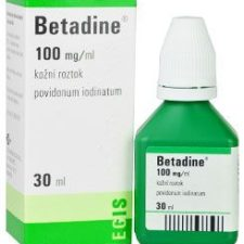 Betadine drm sol 1x30ml (H) zelený