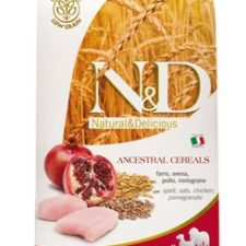 N&D LG DOG Adult Mini Chicken & Pomegranate 2