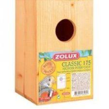 Budka hnízdící pro ptáky 100x100x170mm Zolux
