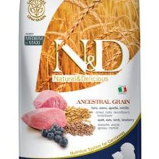 N&D LG DOG Puppy M/L Lamb & Blueberry 2