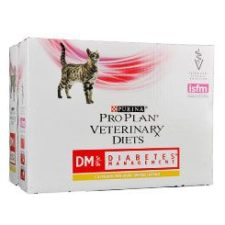 Purina PPVD Feline  kaps. DM Diabetes Management10x85g